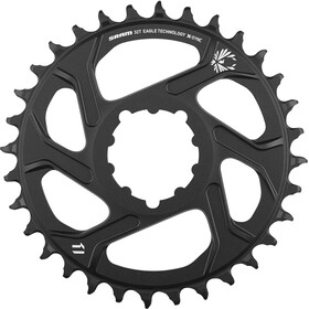 SRAM X-Sync 2 Chainring Direct Mount Aluminum 12-speed 3mm black
